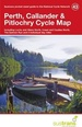 Fietskaart 43 Cycle Map Perth, Callander & Pitlochry | Sustrans