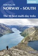 Wandelgids Hiking in Norway-South | Cicerone