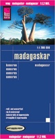 Landkaart - wegenkaart Madagascar - Madagaskar | Reise Know How