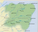 Wandelgids 46 Pathfinder Guides Aberdeen & Royal Deeside    | Ordnance Survey