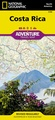 Wegenkaart - landkaart 3100 Adventure Map Costa Rica | National Geographic