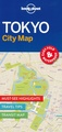 Stadsplattegrond City map Tokyo | Lonely Planet