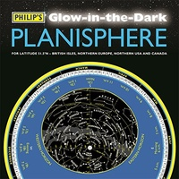 Glow-In-the-Dark Planisphere - Planisfeer