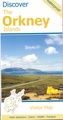 Wegenkaart - landkaart Discover the Orkney Islands | Footprint maps