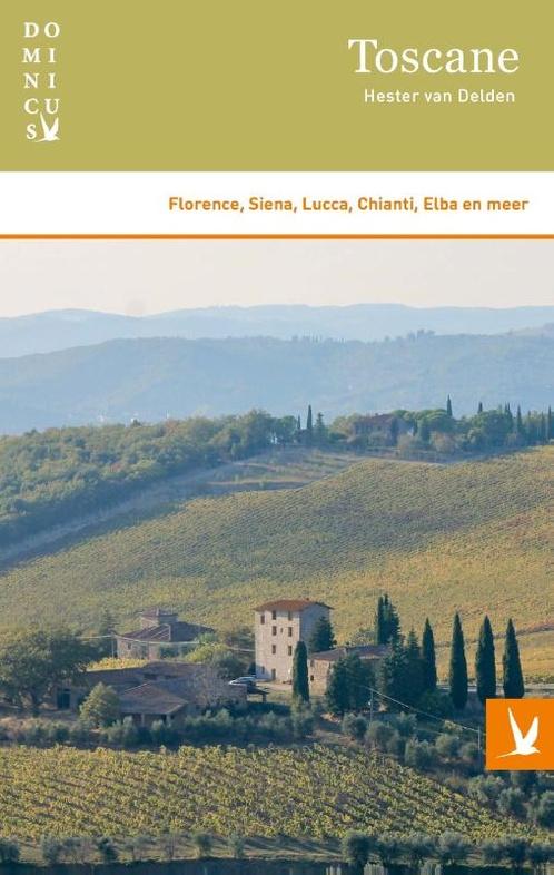 Reisgids Dominicus Toscane | Gottmer