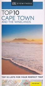 Reisgids Eyewitness Top 10 Cape Town and the Winelands - Kaapstad | Dorling Kindersley