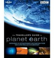 Reisgids Traveller's Guide to Planet Earth | Lonely Planet BBC Earth