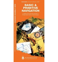 Uitklapkaart Basic & Primitive Navigation | Waterford Press