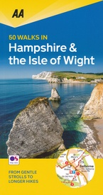 Wandelgids 50 Walks in  Hampshire and the Isle of Wight | AA