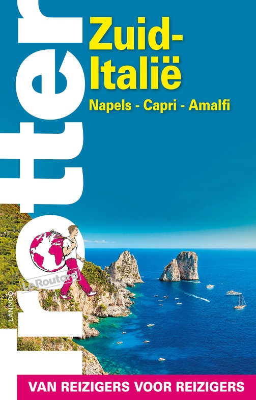Reisgids Trotter Zuid-Italië | Lannoo