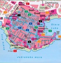 Stadsplattegrond City Pocket Dubrovnik pocket | Freytag & Berndt