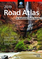 National Park and USA Atlas & Guide 2019