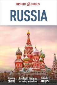 Reisgids Russia-  Rusland  | Insight Guides