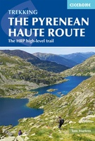 Pyrenean Haute Route - a high level trail, Pyreneeën HRP