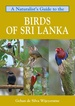Natuurgids A Naturalist's Guide to the Birds of Sri Lanka | John Beaufoy