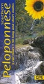 Wandelgids southern Peloponnese - Peloponnessos | Sunflower books