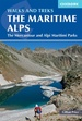 Wandelgids Walks and Treks in the Maritime Alps - Alpes Maritime | Cicerone