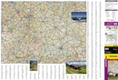 Wegenkaart - landkaart 3312 Adventure Map Germany - Duitsland | National Geographic