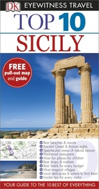 Reisgids Eyewitness Top 10 Sicily | Dorling Kindersley