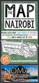 Stadsplattegrond Map of Nairobi | African Guide Maps