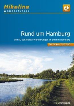 Wandelgids Hikeline Rund Um Hamburg Esterbauer 9783850005838 Reisboekwinkel De Zwerver