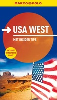Reisgids USA - West Marco Polo | Unieboek