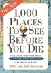 Reisgids 1,000 Places to See Before You Die | Workman