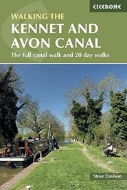 Wandelgids The Kennet and Avon Canal | Cicerone