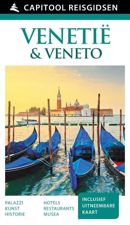 Reisgids Capitool Venetië&Veneto | Unieboek | vanaf €24,65