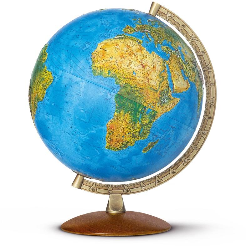 wereldbol - globe 85 primus reliëf   nova rico   8000623012307