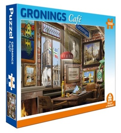 Legpuzzel Gronings Café | House of holland