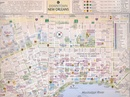 Stadsplattegrond Popout Map New Orleans | Compass Maps