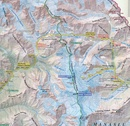 Wandelkaart Manaslu - Tsum Valley pocket map | Himalayan Maphouse