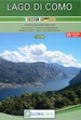 Wandelkaart Lago di Como - Como meer | Global Map