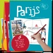 Kinderreisgids Draw Your Map Parijs | Link