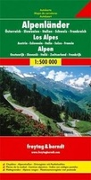 the Alps - Alpenlander - Alpen