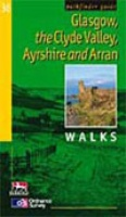 Pathfinder 36 Glasgow, the Clyde Valley, Ayrshire & Arran / Wandelgids Schotland