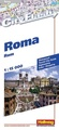 Stadsplattegrond City flash Rome | Hallwag