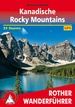 Wandelgids Kanadische Rocky Mountains - Canada | Rother