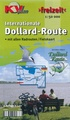 Fietskaart Internationale Dollard-route | KVplan