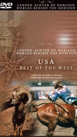 DVD USA best of the West, Californië, Nevada en Arizona | Landen achter de Horizon