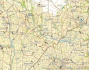 Wandelkaart Peak District South | Harvey Maps