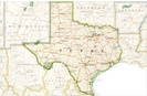 Overzicht Wandelkaarten Texas Trails Illustrated National Geographic