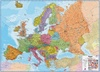 Prikbord wandkaart Europa - Europe HUGE 170 x 124 cm | Maps International