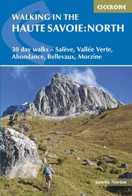 Wandelgids Walking in the Haute Savoie North | Cicerone