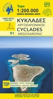 Cyclades - Argosaronic islands