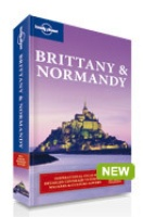 Reisgids Lonely Planet Brittany & Normandy - Bretagne en Normandië | Lonely Planet