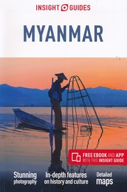 Reisgids Myanmar (Burma) | Insight Guides