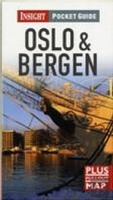 Reisgids Oslo - Bergen | Insight Pocket Guide