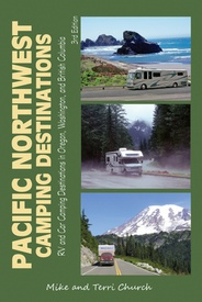 Campinggids - Campergids Pacific Northwest Camping Destinations | Rolling Home Press